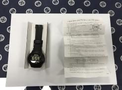 음성손목시계(둥근형)