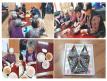 2019 주간보호센터 제1차 요리교실(삼각김밥만들기)실시